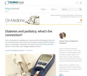 Biomed central blog
